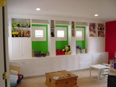 Awesome Kids Playroom idea