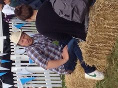 Jamie Oliver at the big feastival