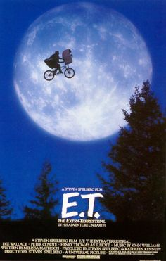 E.T. the Extra-Terrestrial (1982) <3