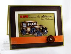 Inspired by Travel; Chalkboard Frame Builder Die-namics; Rectangle STAX Set 1 Die-namics; Rectangle STAX Set 2 Die-namics; Accent It - Labels and Tabs Die-namics; Button Border Die-namics; Fishtail Flags STAX Die-namics - Cindy Lawrence