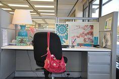 a cute cubicle!