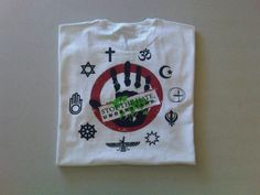 """Interfaith Ministries for Greater Houston's Youth Council 2010 came up with the """"Stop the Hate... Understand"""" design."""