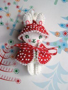 Fuyumi the Christmas Bunny