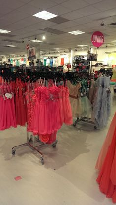 Prom 2014 At The Outlet Collection Jersey Gardens On