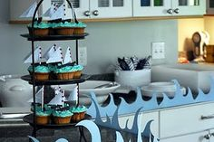 Party Frosting: Nautical baby shower ideas/inspiration