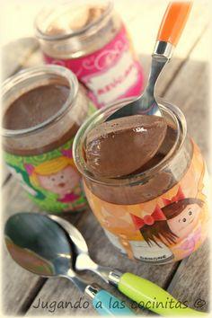 Yogur de chocolate