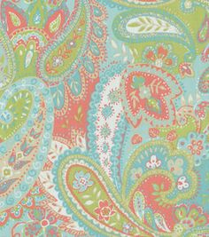 Home Decor Print Fabric-Pkaufmann Gypsy Spring : home decor print fabric : home decor fabric : fabric :  Shop | Joann.com