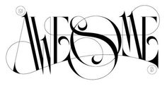 From my #typography board on #Pinterest