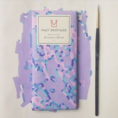 Mast Brothers #sketchmastbrothers collaboration