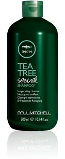 Tea Tree shampoos and conditioners by Paul Mitchell
