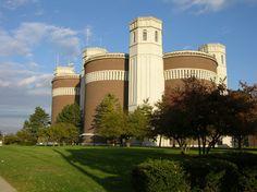 Water tower, Cincinnati OH