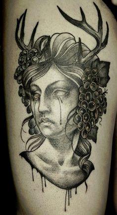 Alix #tattoo #ink #body art