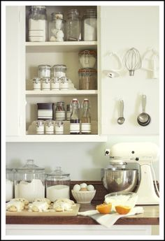 The Baking Station in a Cabinet | Make Create Do
