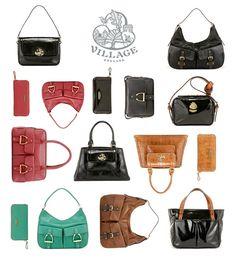 village england leather handbags purses new season