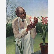 George Washington Carver by Betsy Graves Reyneau, 1942