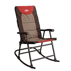 Northwest Territory Rocking Chair - Fitness & Sports - Camping & Hiking - Chairs & Tables
