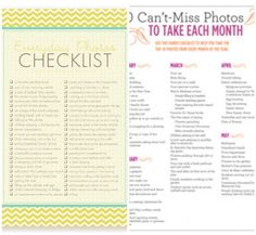 50 Free Printables to help organize