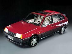 1991–96 Lada Samara Carlota by Scaldia Volga
