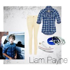 Sorry for all the Liam outfits. Long story...
