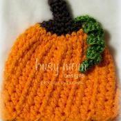 FREE Li'l Pumpkin Hat Pattern  - via @Craftsy
