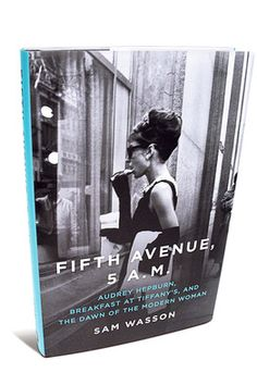 Book. 5th Avenue, 5 A.M.  Bought it but still need to read it. About the making of Breakfast at Tiffany's.