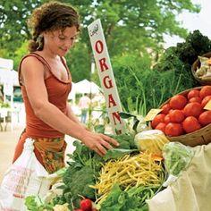 Shopping Farmers Markets