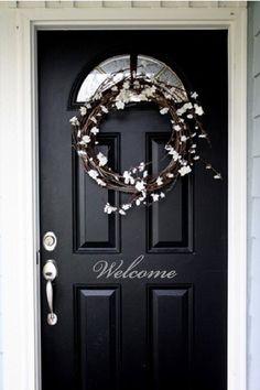 front door decals
