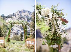 Lake Tahoe wedding a