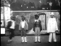 "1901 Georges Méliès: L'omnibus des Toqués ou Blancs et Noirs. Depictions of people with mental illness did not begin well: Off to Bloomingdale's Asylum (1901) was distributed in the UK as Off to Bedlam. This chase film used the much copied ""escaped lunatics on the loose"" formula. The film ends with  their safe return to captivity."
