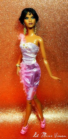 Hollywood Glam - Halle by Dawn Ellis, via Flickr