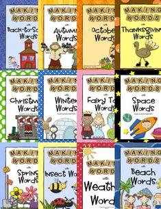 phonics instruction, education 2nd grade, making words, phonic instruct, literaci idea, reading for 2nd grade, 2nd grade phonics activities, phonic lesson, phonics lessons
