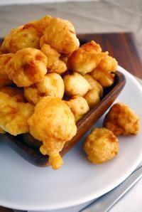 Recipe for Batter Fried Baccalà - Fritti di Baccalà | DeLallo Recipes