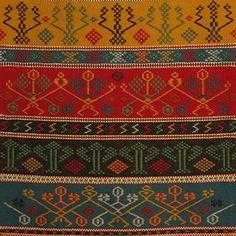 Norwegian traditional textile