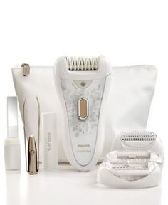 Philips HP6576 Epilator, Satin Perfect Deluxe