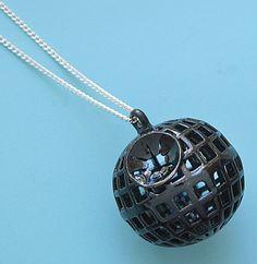 Star Wars Death Star Globe Necklace