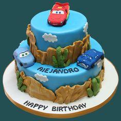 disney cars themed birthday cakes | Pin Childrens Cars Theme Birthday Parties In Avon Ct Cake on Pinterest
