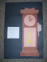 Hickory Clock
