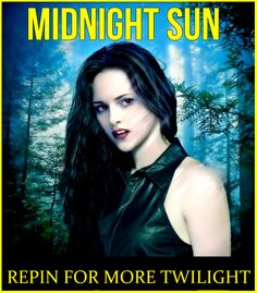 Enter to win an advance copy of the next Twilight book, Midnight Sun! www.twiiight.com/twiexclusive