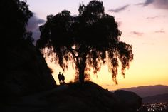 Mount Rubidoux in Riverside, CA