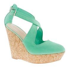 Loeffler Randall® wedge sandals
