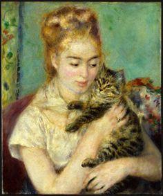 Cats In Art #cats #c