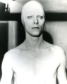 David Bowie in'The Man Who Fell to Earth', 1976.