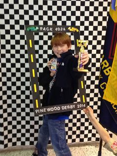 Pinewood derby -