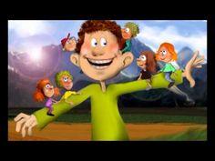 "Inferring Video Children's Book - ""Bigger than Alexander"" - Picture Book -"