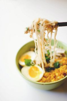 chicken miso ramen.