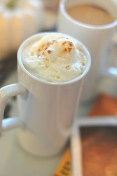 Skinny Pumpkin spiced latte recipe