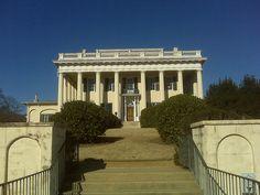 Woodruff House, Mercer University in Macon, Georgia