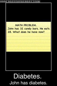 math is tough.