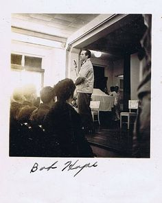 *Bob Hope on USO tour, WW II