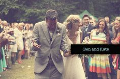 Ben and Kate's Cornish Tipi Wedding by First Sight
